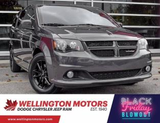 Used 2019 Dodge Grand Caravan GT / Bluetooth / Remote Start / Heated Seats... for sale in Guelph, ON