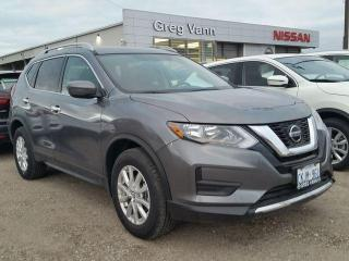 Used 2020 Nissan Rogue S AWD for sale in Cambridge, ON