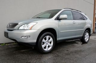 Used 2008 Lexus RX 350 AWD for sale in Vancouver, BC