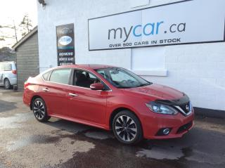 Used 2016 Nissan Sentra 1.8 SR SUNROOF, HEATED SEATS, BACKUP CAM!! for sale in Richmond, ON