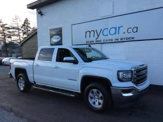 Used 2017 GMC Sierra 1500 SLE ALLOYS, BACKUP CAM, RUNNING BOARDS!! for sale in Richmond, ON