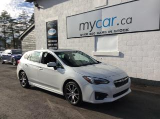 Used 2017 Subaru Impreza Sport SUNROOF, HEATED SEATS, ALLOYS, BACKUP CAM, BEAUTY! for sale in Richmond, ON