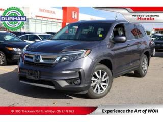 Used 2019 Honda Pilot EX AWD for sale in Whitby, ON