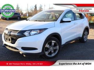 Used 2018 Honda HR-V Lx Awd Cvt for sale in Whitby, ON