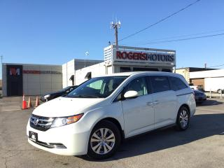 Used 2016 Honda Odyssey 2.99% Financing - EX - 8 PASS - DVD - PWR DOORS - REVERSE CAM for sale in Oakville, ON