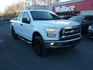 Used 2015 Ford F-150 SuperCab 6.5-ft. Bed 4WD 5.0L V8 for sale in Ottawa, ON