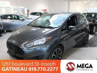Used 2019 Ford Fiesta SE for sale in Gatineau, QC