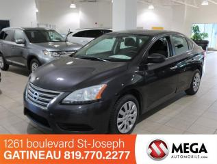 Used 2014 Nissan Sentra SV for sale in Gatineau, QC