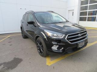 Used 2018 Ford Escape SE FWD for sale in Hagersville, ON
