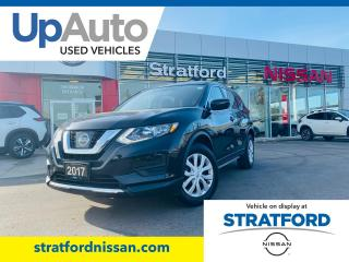 Used 2017 Nissan Rogue S AWD|ONLY 37259KMS! PRICE TO SELL! for sale in Stratford, ON