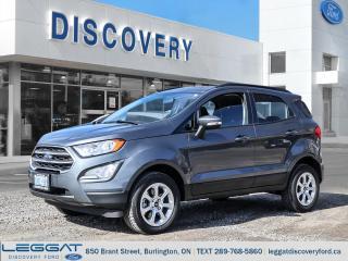 Used 2020 Ford EcoSport SE for sale in Burlington, ON