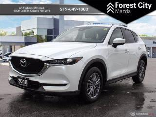 Used 2018 Mazda CX-5 ONE OWNER LEASE RETURN for sale in London, ON