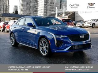 New 2021 Cadillac CTS SPORT for sale in Burnaby, BC