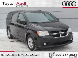Used 2019 Dodge Grand Caravan CVP/SXT SXT for sale in Regina, SK