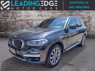 Used 2019 BMW X3 xDrive30i Premium Package Essential! for sale in Woodbridge, ON