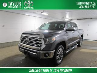 Used 2018 Toyota Tundra 1794 EDITION! for sale in Regina, SK