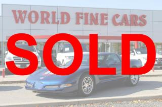 Used 2004 Chevrolet Corvette Z06 Hardtop | Commemorative Edition! for sale in Etobicoke, ON