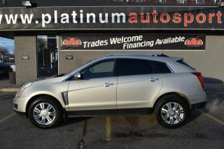 Used 2015 Cadillac SRX Luxury NO ACCIDENTS!! PANORAMIC ROOF!! REMOTE START!! HEATED SEATS!! LOADED!! for sale in Saskatoon, SK