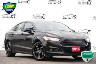 Used 2015 Ford Fusion Titanium TITANIUM | AWD | MOONROOF | NAVIGATION for sale in Kitchener, ON
