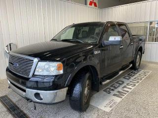 Used 2008 Ford F-150 XLT for sale in Red Deer, AB