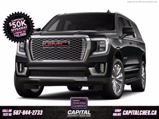 New 2021 GMC Yukon XL Denali for sale in Calgary, AB