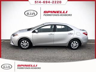 Used 2016 Toyota Corolla CE CE for sale in Montréal, QC