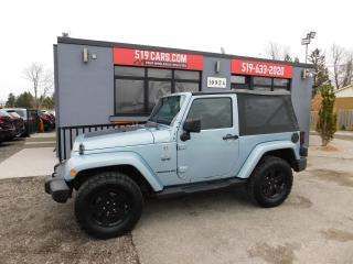 Used 2012 Jeep Wrangler Arctic | 2DR | Soft Top | Upgrade Wheels and Tires for sale in St. Thomas, ON