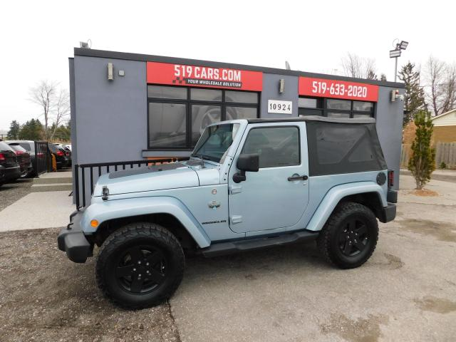 2012 Jeep Wrangler Arctic | 2DR | Soft Top | Upgrade Wheels and Tires