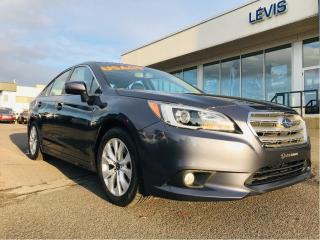 Used 2017 Subaru Legacy 4dr Sdn CVT 2.5i w-Touring Pkg for sale in Lévis, QC