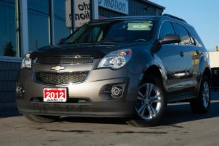 Used 2012 Chevrolet Equinox 1LT BACKUP CAM POWERED SEATS CLEAN for sale in Chatham, ON