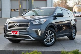 Used 2017 Hyundai Santa Fe XL NEW BRAKES BACKUP CAM HEATED SEATS for sale in Chatham, ON