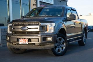Used 2018 Ford F-150 HUGE SUNROOF BACKUP CAM HEATED SEATS for sale in Chatham, ON