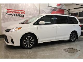 Used 2019 Toyota Sienna LE AWD for sale in Lévis, QC