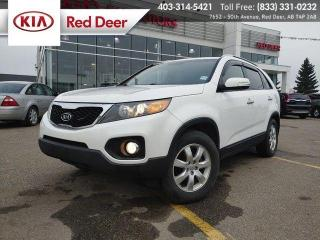 Used 2013 Kia Sorento LX for sale in Red Deer, AB
