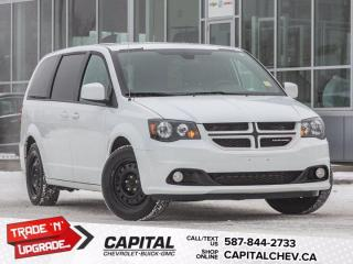 Used 2018 Dodge Grand Caravan GT for sale in Calgary, AB