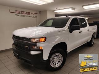 New 2021 Chevrolet Silverado 1500 Work Truck - SiriusXM for sale in Burlington, ON