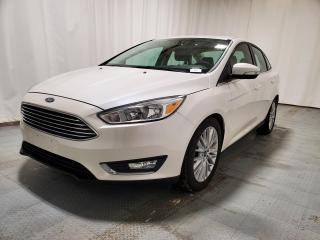 Used 2016 Ford Focus Titanium for sale in Regina, SK