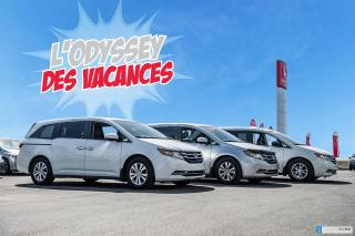 Used 2018 Honda Odyssey Touring P5240  BLANC for sale in Terrebonne, QC