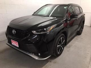 New 2021 Toyota Highlander NEW XSE PACKAGE!!! for sale in Cobourg, ON
