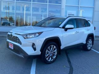 Used 2019 Toyota RAV4 Limited LIMITED+PLATINUM WARRANTY-100,000 KMS! for sale in Cobourg, ON