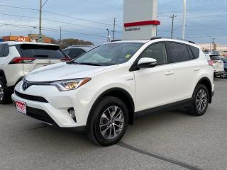 Used 2018 Toyota RAV4 Hybrid HYBRID XLE! for sale in Cobourg, ON