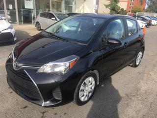 Used 2016 Toyota Yaris LE for sale in Longueuil, QC