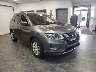 Used 2017 Nissan Rogue AWD SV for sale in Châteauguay, QC