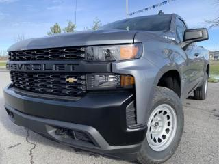New 2021 Chevrolet Silverado 1500 Work Truck for sale in Carleton Place, ON