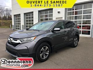 Used 2017 Honda CR-V LX AWD *GARANTIE 10 ANS / 200 000 KM* for sale in Donnacona, QC