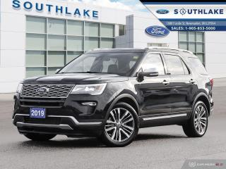 Used 2019 Ford Explorer Platinum for sale in Newmarket, ON