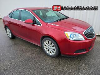 Used 2015 Buick Verano CX Sedan | One Owner | Wi-Fi Equipped | for sale in Listowel, ON
