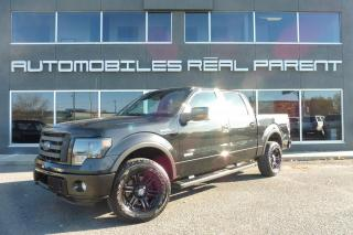 Used 2014 Ford F-150 FX4 - 4X4 -CREW CAB - TOIT - CUIR - for sale in Québec, QC
