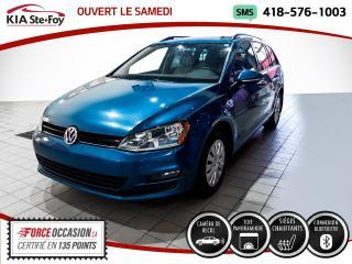 Used 2017 Volkswagen Golf Sportwagen * GOLF SPORTWAGEN* TSI* SIEGES CHAUFFANT for sale in Québec, QC