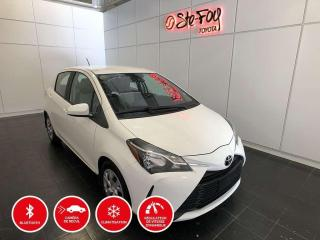 Used 2019 Toyota Yaris HATCHBACK - LE for sale in Québec, QC